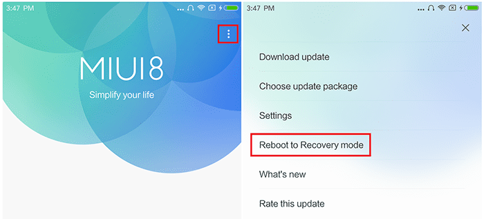 4 Ways to Install / Update MIUI ROM on Xiaomi All Variants