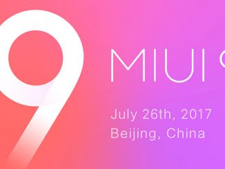 Update MIUI 9 Global Dev Redmi 4/4X dan Redmi Note 4/4X (Mido)