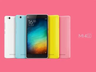 Cara Update / Flashing ROM MIUI 9 Global Mi 4 (Cancro) / Mi 4I (Ferrari)