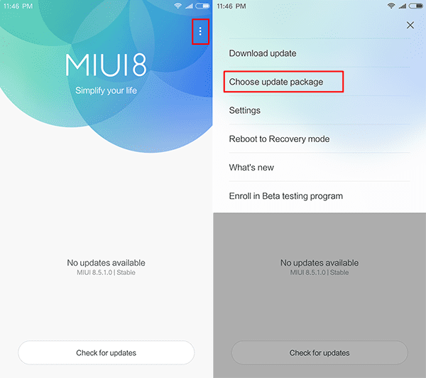 4 Ways to Install / Update MIUI ROM on Xiaomi All Variants | F-Tips