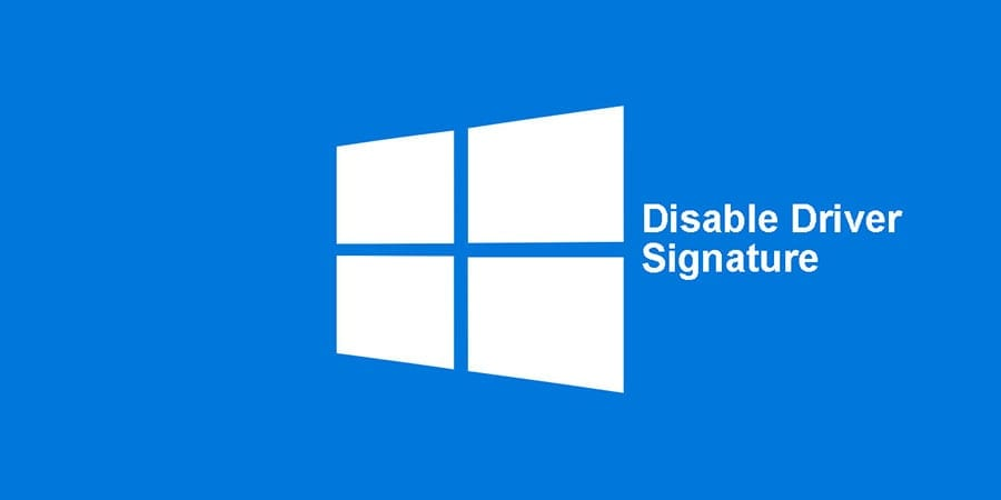 Cara Menonaktifkan (Disable) Driver Signature Windows 7 / 8 / 10