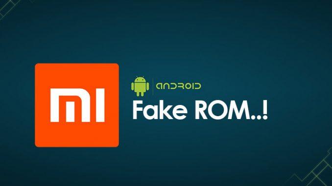 Cara Mengganti ROM Abal-Abal (Distributor) Ke ROM Global Xiaomi