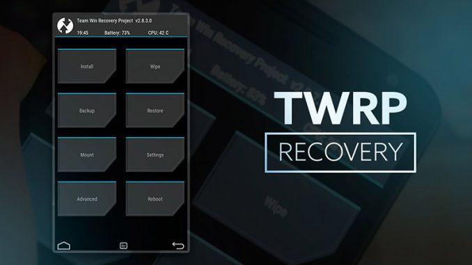 Fungsi Dan Cara Menggunakan TWRP Recovery