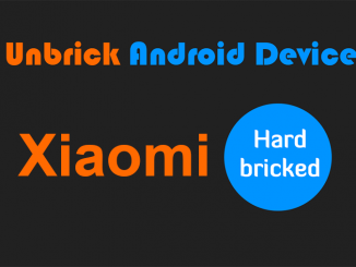 Cara Mengatasi Hardbrick / Mati Total / Gagal Flashing Xiaomi (Test Point)