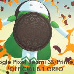 Pixel Experience ROM Official Stable Redmi 3S/Prime/3X (Land) Oreo 8.1