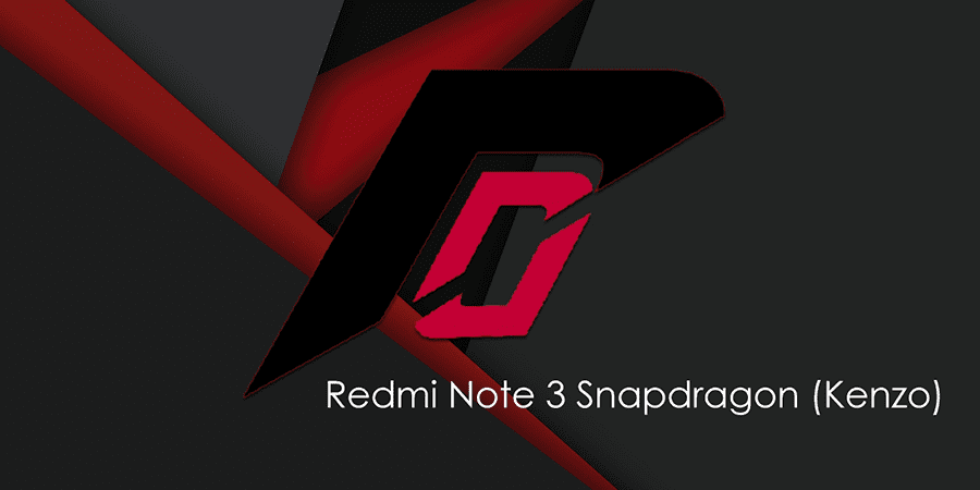 Cara Update ROM Nougat Redmi Note 3 Pro (Kenzo) R Remix 5.8.5 Final