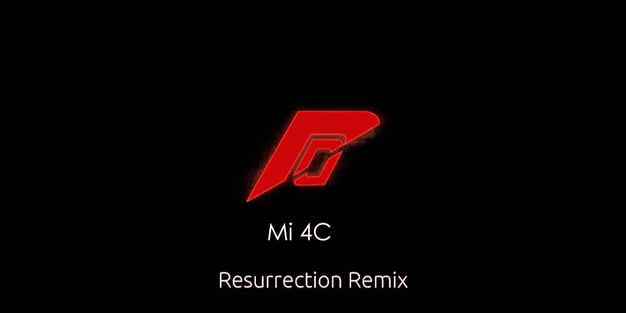Cara Ganti ROM China Mi 4C ke ROM Ressurrection Remix 5.8.5 Final