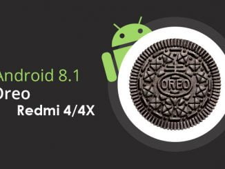 Pixel Experience ROM Official Stable Redmi 4/4X Oreo 8.1 (Santoni)