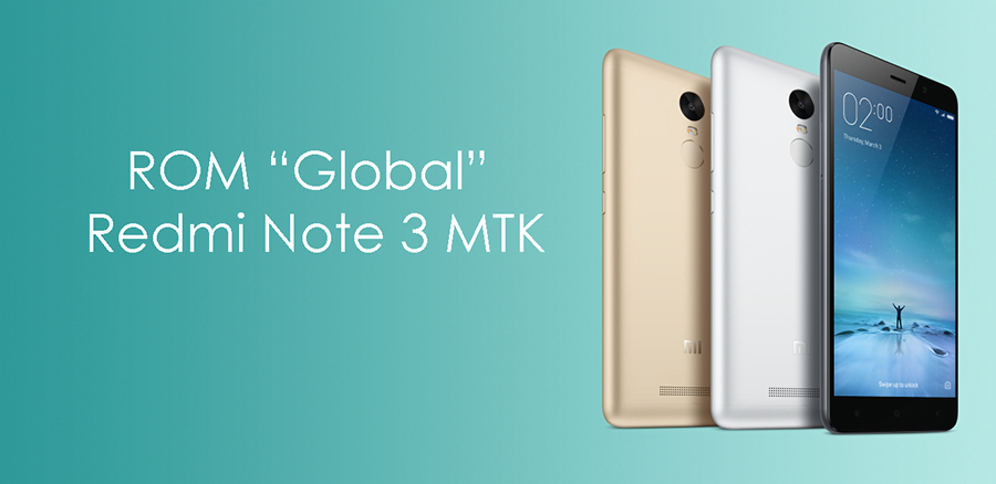 "Cara Update ROM ""Global"" MIUI 9 Redmi Note 3 MTK (Bhs Indonesia)"