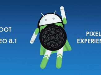 Cara Root ROM Pixel Experience Official Stable Oreo 8.1 Xiaomi