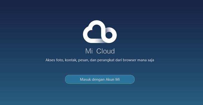Cara Reset Akun Mi Cloud Karena Lupa Password Cara Reset Akun Mi Cloud Karena Lupa Password, Email atau No Handphone