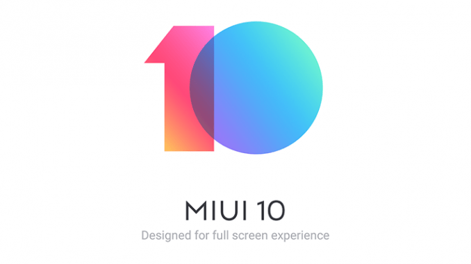Cara Update MIUI 10 Global Stable Mi 5, Mi 6, Mi 8, Mi Note 2, Redmi Note 5 / Pro, Redmi S2, Mi MIX /2/2S