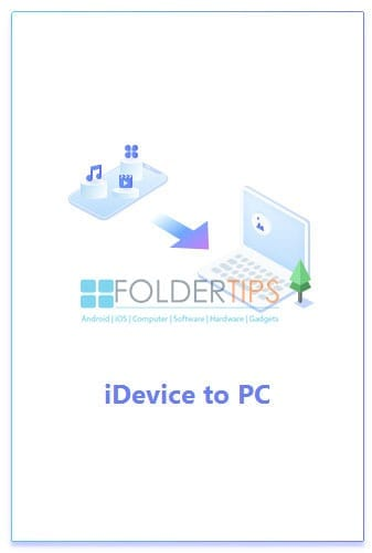iDevice to PC