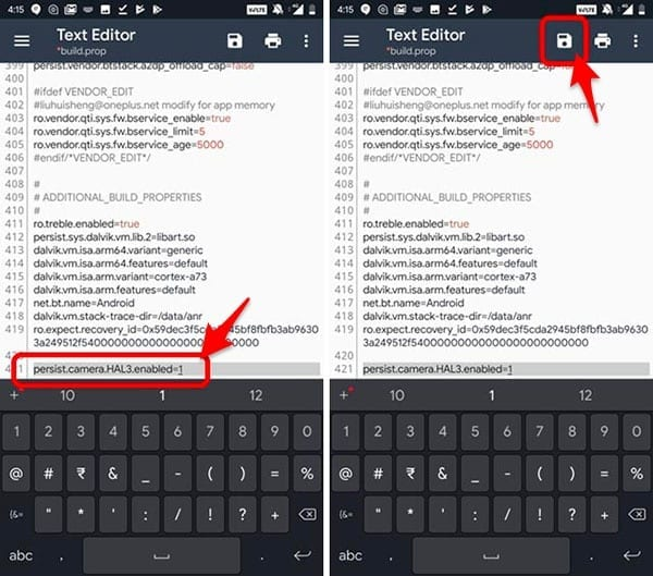 3 Cara Enable Camera2 API di Android [via TWRP / Magisk