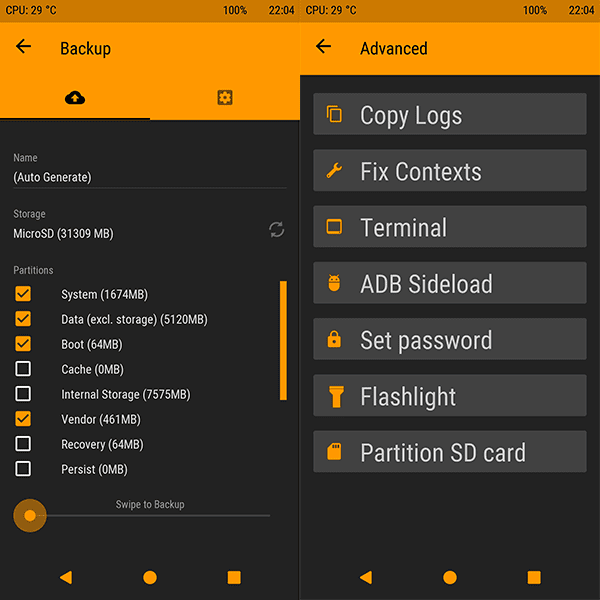 Pasang TWRP Orange Fox Redmi Note 5 Pro