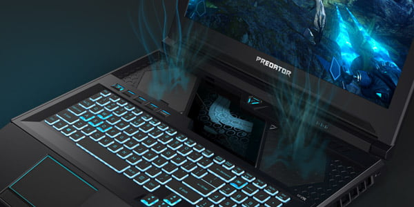 Laptop Gaming Terbaik Predator Helios 700 Intel 9th Gen